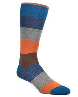 DION Big Stripe  Sock