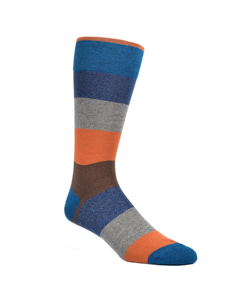 DION Big Stripe  Sock