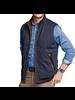 JOHNSTON & MURPHY Reversible Vest Brown/Navy