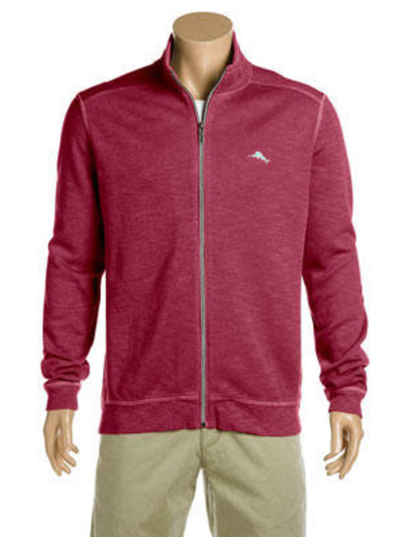 TOMMY BAHAMA Tobago Full Zip