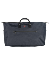 PAUL & SHARK Navy Nylon Overnight Bag