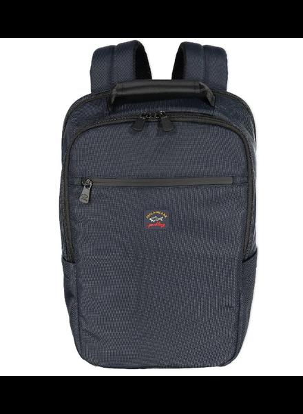 PAUL & SHARK Navy Nylon Backpack