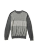 ROBERT BARAKETT Lakeshore Crewneck Sweater