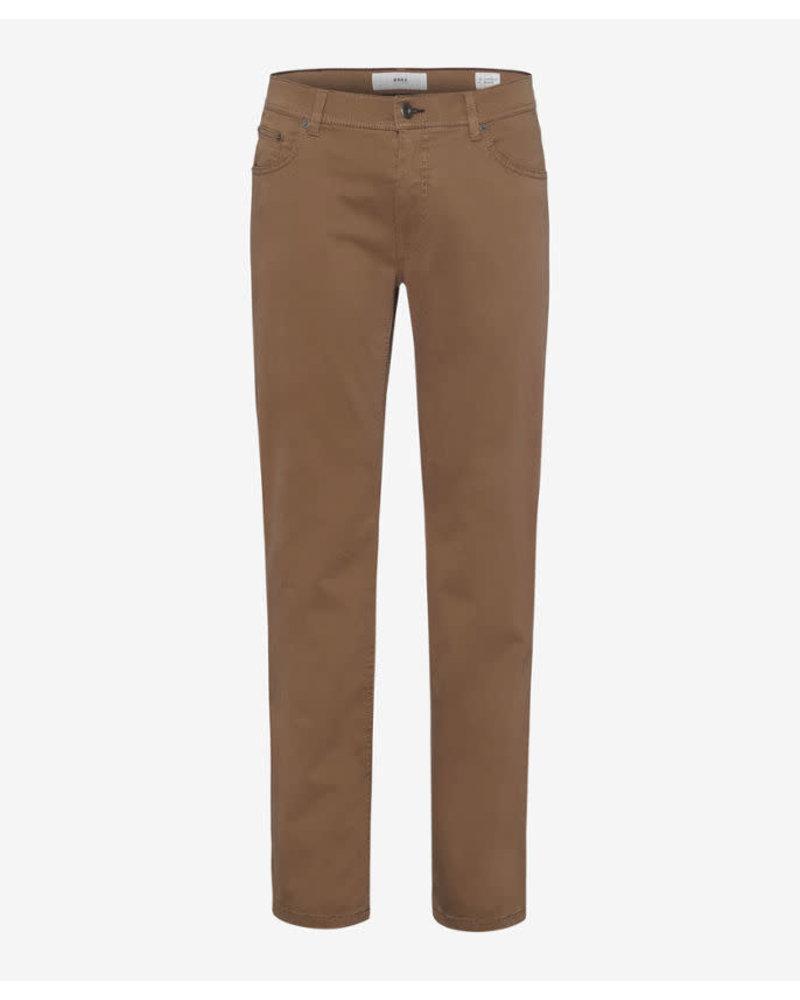 BRAX Modern Fit Tan Marathon 2.0 5 Pocket Pant