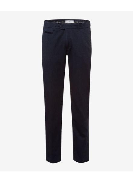 BRAX Modern Fit Navy Woo.Look 3.0 Casual Pant