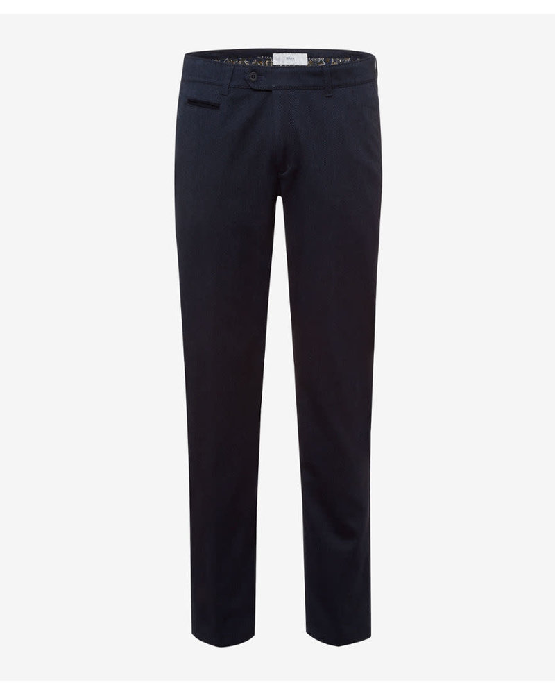 BRAX Modern Fit Navy Woo.Look 3.0 Casual Pant