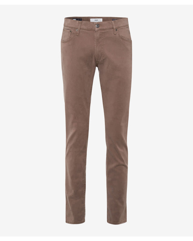 BRAX Slim Fit Hi Flex 5 Pocket Pant