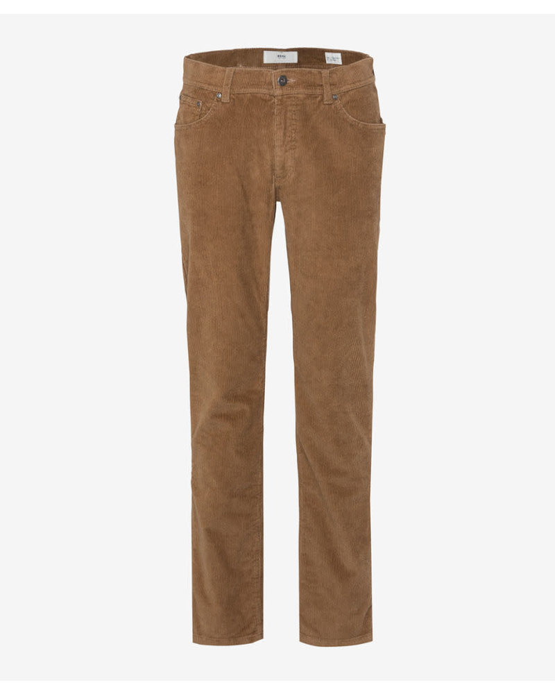 BRAX Modern Fit Tan Mthos 2.0 5 Pocket Cord