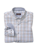 JOHNSTON & MURPHY Classic Fit Multi Colour Mini Block Shirt