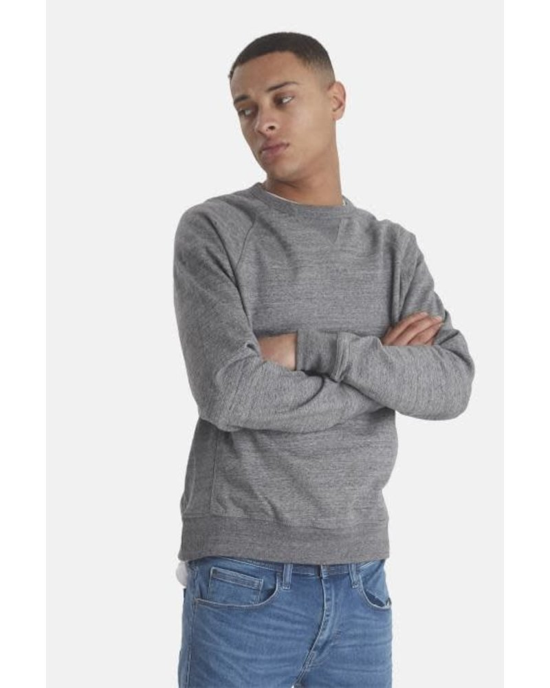 BLEND Heathered Sweatshirt