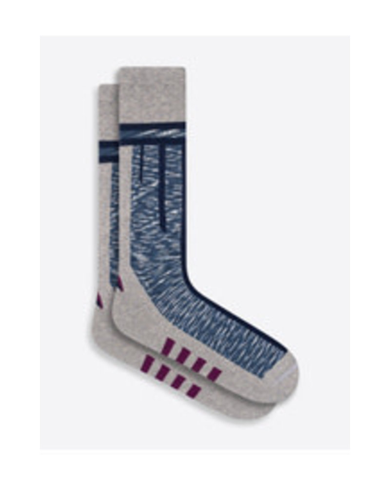 BUGATCHI UOMO Cotton Multi Pattern Sock