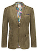 A FISH NAMED FRED Modern Fit Olive Corduroy Sport Coat