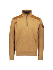 PAUL & SHARK Wool 1/4 Zip with Trim