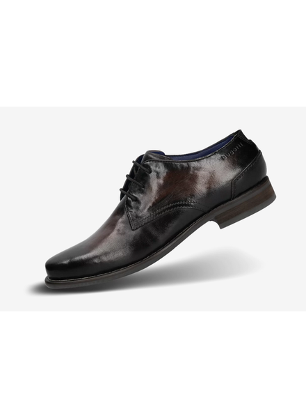 BUGATTI Brown Plain Dress Shoe