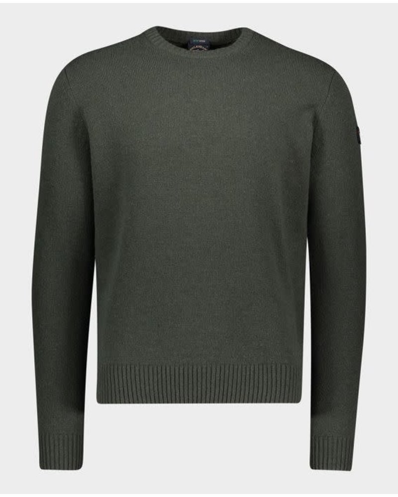 PAUL & SHARK Colours of Shetland Crew Neck Sweater