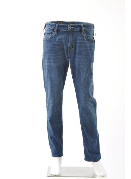 34 HERITAGE Slim Fit Mid Organic Jeans