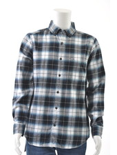 Classic Fit 1 Pocket Flannel Shirt