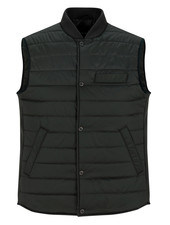 STONE ROSE Olive Casual Vest