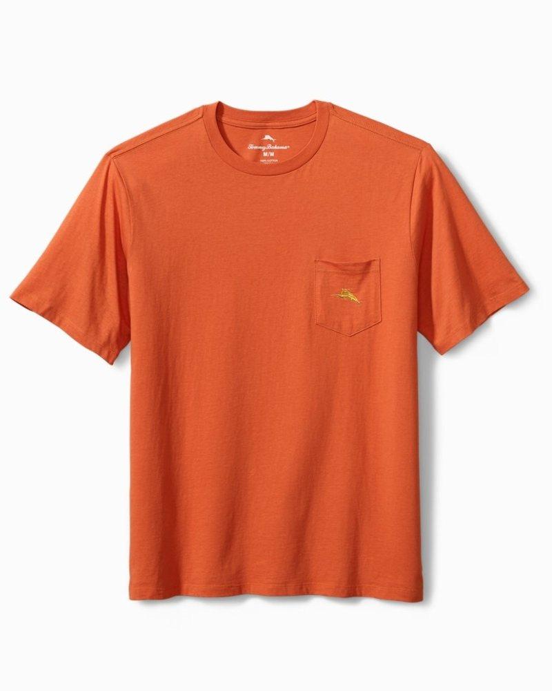 TOMMY BAHAMA Mangorama Dr. Fill T Shirt