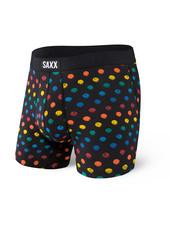 SAXX Undercover Black Sun Spots  Boxer Brief