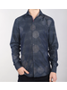 7 DOWNIE Modern Fit Navy Large Ball Print