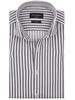 BRUUN & STENGADE Modern Fit Wide Striped Shirt