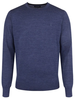 BRUUN & STENGADE Wool Blend Crewneck Sweater