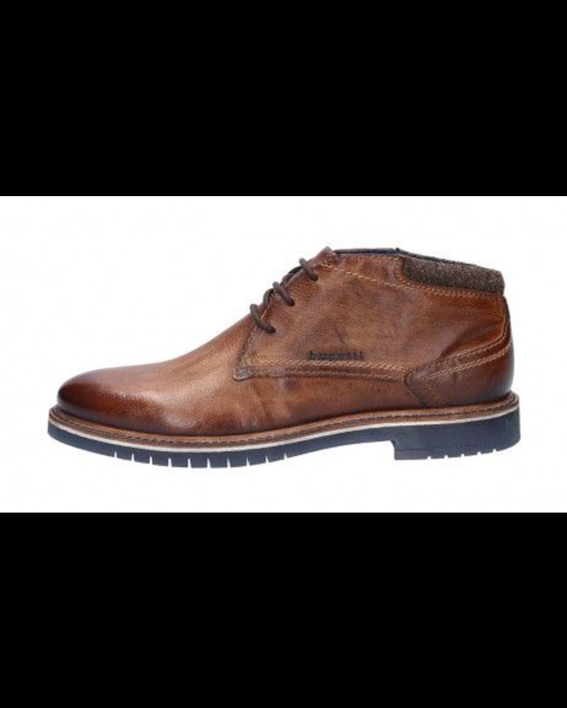 BUGATTI Tan Low Cut Boot