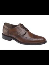 JOHNSTON & MURPHY Daley Tan Wingtip Shoe