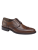 JOHNSTON & MURPHY Daley Tan Wingtip Shoe