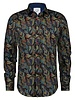 A FISH NAMED FRED Modern Fit Painted Paisley Shirt