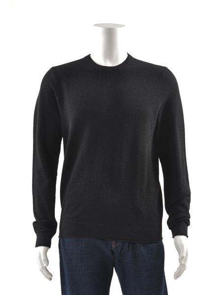 MICHAEL KORS Cotton Blend Crew Neck Sweater