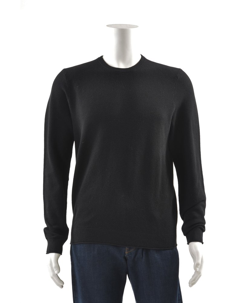 MICHAEL KORS Cotton Blend Crew Neck Sweater