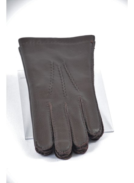ALBEE Deer Skin Wool Lined Leather Glove
