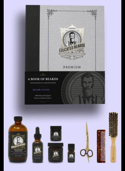 EDUCATED BEARD Book of Beards Balsam Eclipse