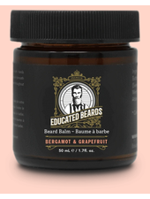 EDUCATED BEARD Beard Balm Bergamot & Grapefruit