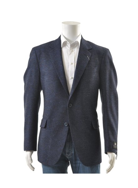 COPPLEY Classic Fit Blue Donegal Sportcoat