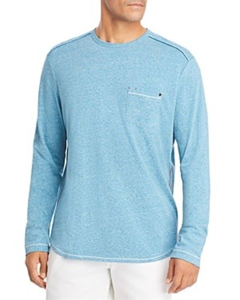 TOMMY BAHAMA Bodega Cove LS T Shirt