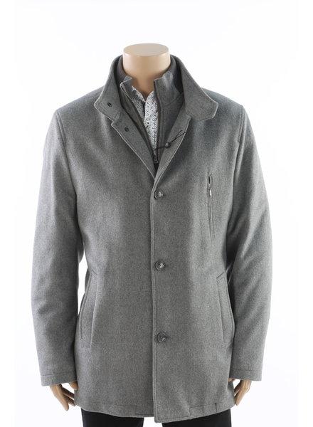 LIEF HORSENS Wool Blend Winter Casual Coat