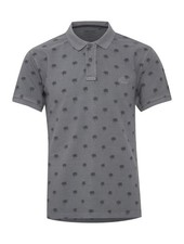 BLEND Palm Tree Print Polo