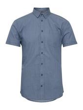 BLEND Slim Fit Blue Neat SS Shirt