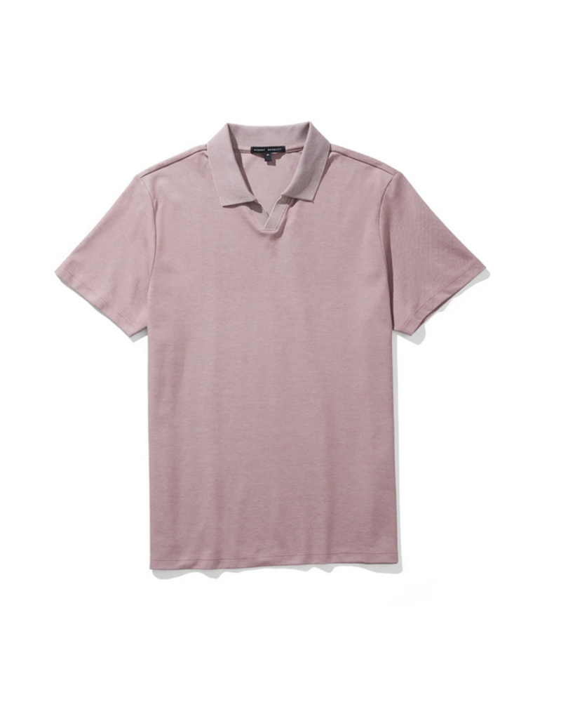 ROBERT BARAKETT Casey Open Collar Polo