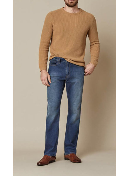 34 HERITAGE Classic Fit Mid Cashmere Jean