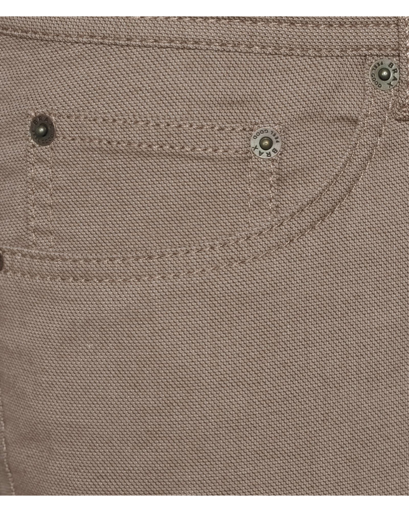 BRAX Modern Fit Toffee Two-Tone 2.0 5 Pocket Pant