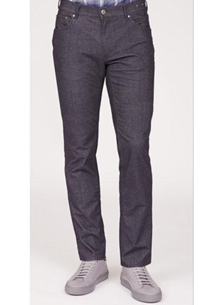 BRAX Slim Fit Charcoal Hi Flex 5 Pocket Pant