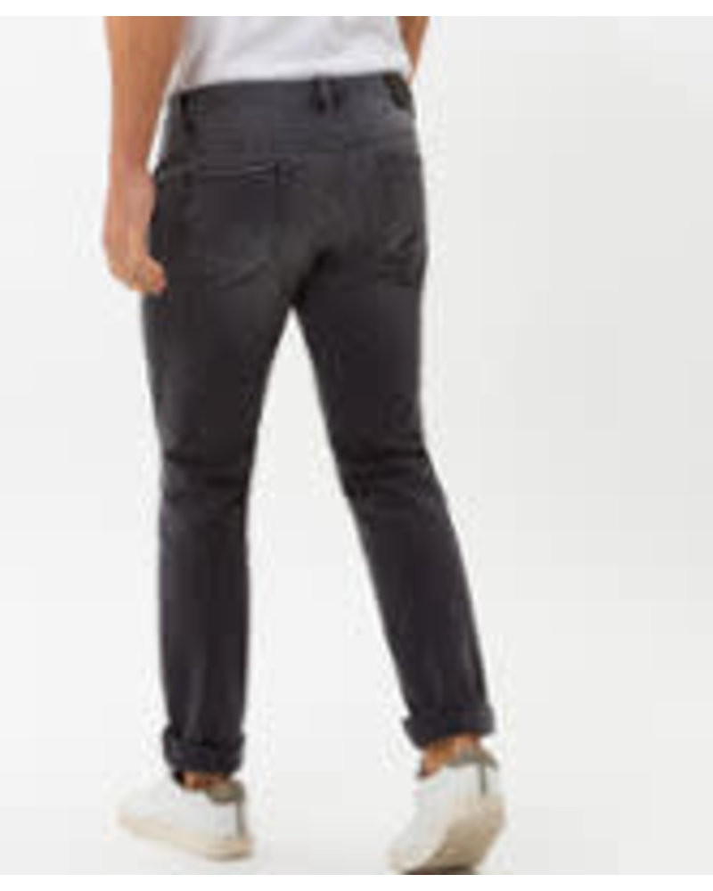 BRAX Slim Fit Stone Grey Hi-Flex Jean