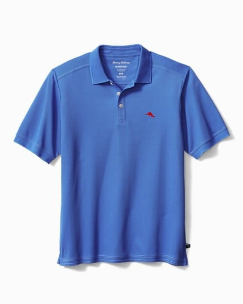 TOMMY BAHAMA Blue Emfielder Polo