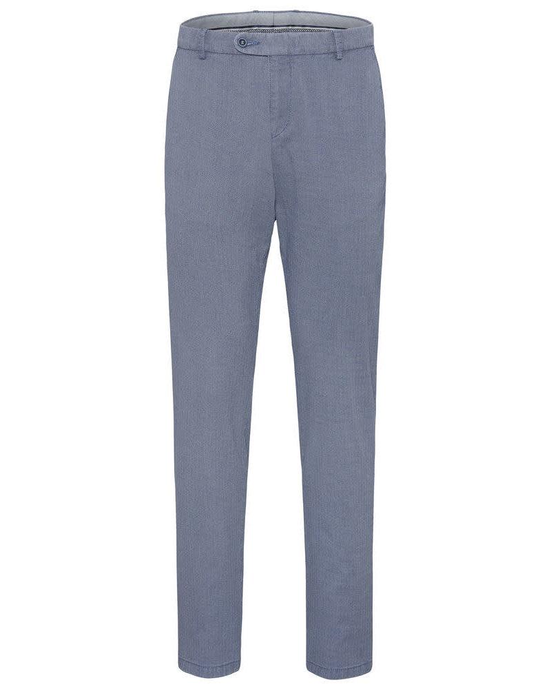 BUGATTI Modern Fit Blue Casual Pant