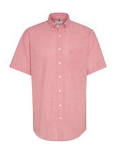BUGATTI Modern Fit Pink Shirt