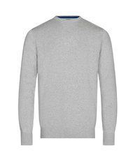 BRUUN & STENGADE Solid Cotton Sweater